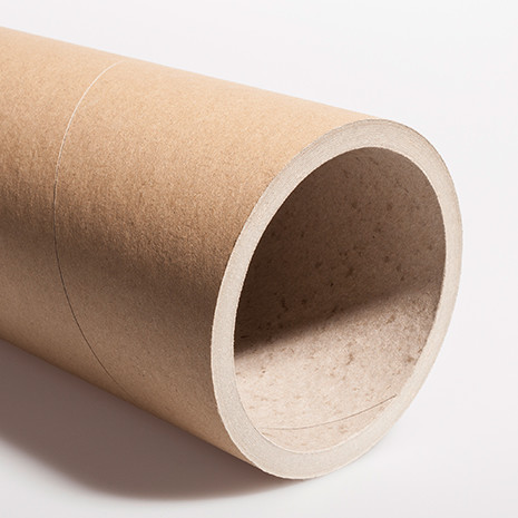 Paper cores for packaging papers